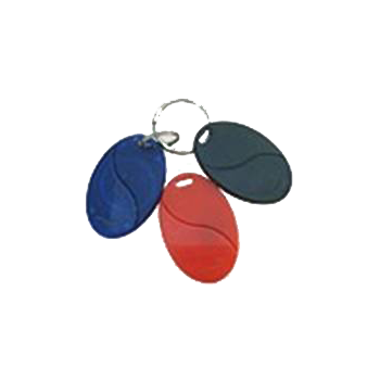 125 kHz Low Frequency Mini Key Fob RFID Tag