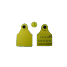 134 kHz LF Livestock Ear RFID Tag