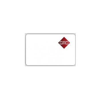 13.56 MHz High Frequency Thin RFID Card Tag