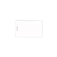 UHF 860–-960 MHz Thin PVC RFID Card - EPC Gen2 ISO 18000 6C