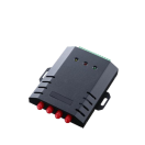 UHF 860– 960MHz 4 Port Long Range RFID Reader - EPC Gen2 ISO 18000 6C, RS232, RS485, Wiegand Interfaces, GPIO, LED, Light Weight, Multi-Regional Flexibility