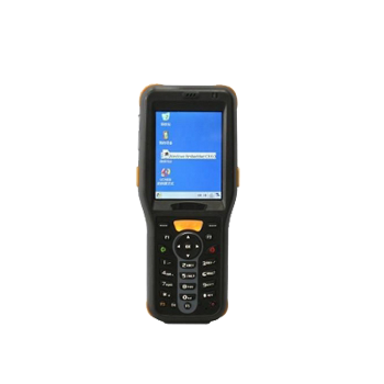 2.45 GHz Active Handheld RFID Reader - IP65, Windows CE, WiFi, Bluetooth, GPS, Barcode