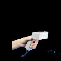 13.56 MHz HF Smart Label Passive Handheld RFID Reader or Interrogator - ISO15693 I-code