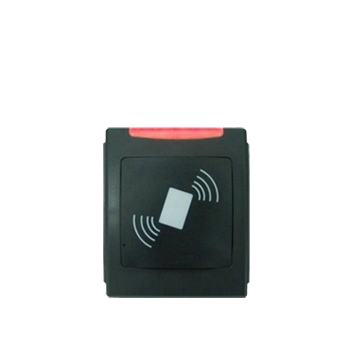 13.56MHz High Frequency Ethernet LED Buzzer RFID Reader - ISO14443A Mifare
