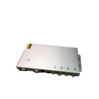 UHF 860 –960MHz 4-Port RFID Reader - EPC Gen2 ISO 18000 6C, Ethernet, USB, Serial (RS232) Interface, High Read Rate, built in GPIO