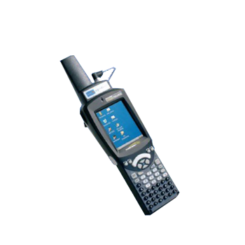 134KHz LF Rugged Handheld Terminal RFID Reader - FDX HDX, Windows CE based, IP64, Barcode, WIFI, Port for External Antenna