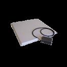 433 MHz RFID Circular Polarised Patch Antenna