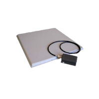 433 MHz RFID Circular Polarised Patch Antenna