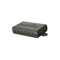 UHF 860–-960 MHz RFID Reader Antenna Hub