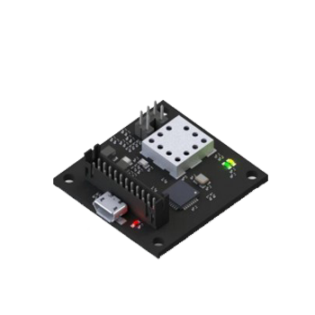 13.56 MHz HF RFID Reader Module – ISO 14443 A B ISO 18092, Multiple Protocol