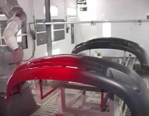 RFID Solutions for Industrial Painting