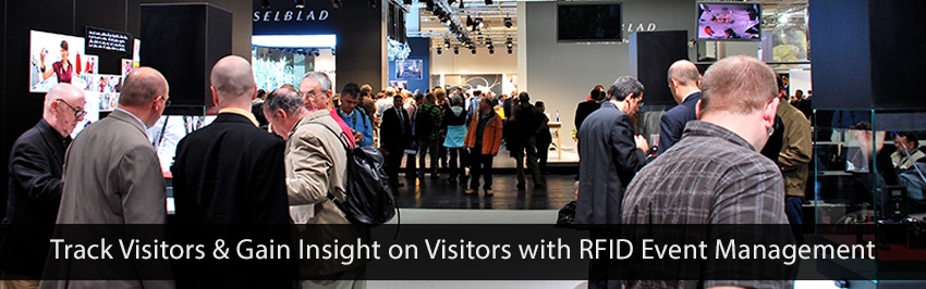 Event Management RFID Solutions and Software