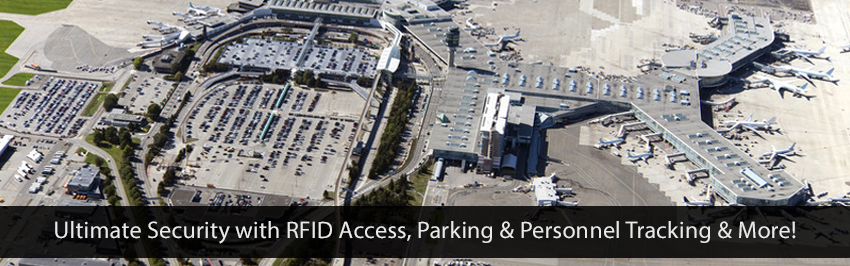 Airline & Airport RFID solutions and Software
