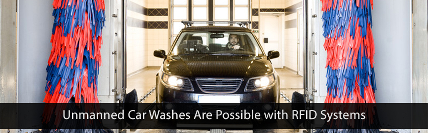 Car Wash RFID Software and Solutions
