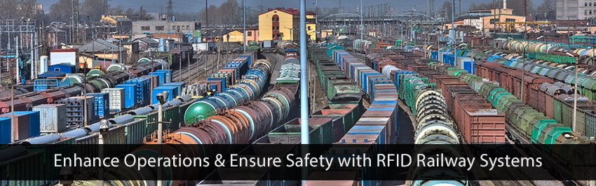 Railway RFID Management Solutions and Software