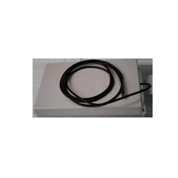 HF Metallic-Shield RFID Antenna