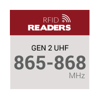 Gen 2 UHF 865-868 MHz Passive RFID Readers