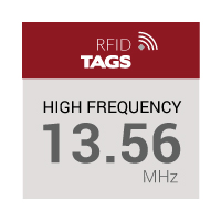 High Frequency 13.56 MHz RFID Tags