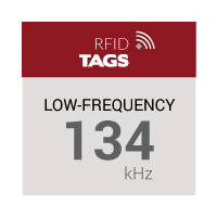 Low Frequency 134 kHz RFID Tags