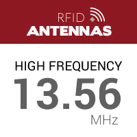 13.56 MHz RFID Antennas