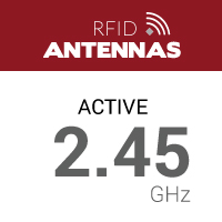 2.45 GHz RFID Antennas