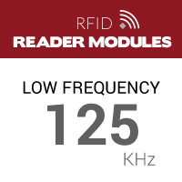 125 kHz Low Frequency RFID Modules