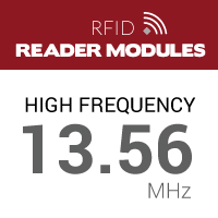 13.56 MHz High Frequency RFID Modules