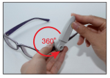 attaching-rfid-tag-to-glasses-step-3