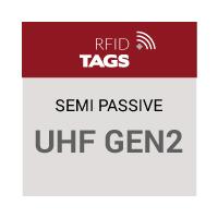 Semi Passive UHF Gen2 RFID Tags