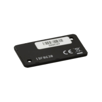 433 MHz Slim ID Active RFID Tag
