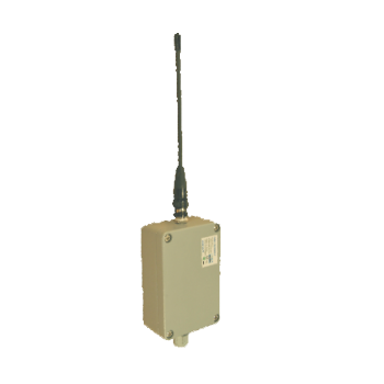 Active RFID Reader with Adjustable Receiving Range