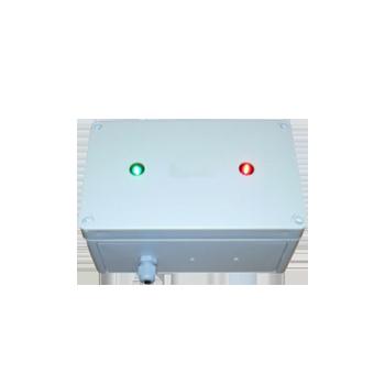Active RFID Wall-mounted Tag Reader