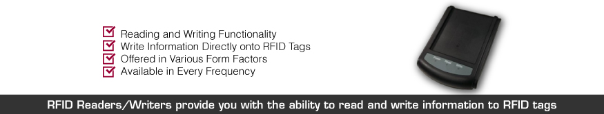 rfid reader writers products
