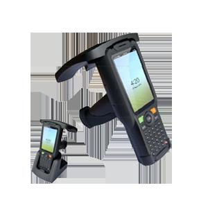 Long Reading Distance Handheld RFID Terminal