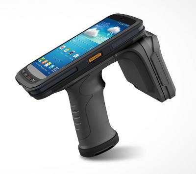 13 56 MHz Pistol Grip Handheld RFID Reader/Writer   GAO RFID Inc